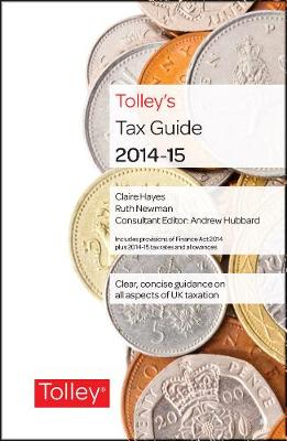 Tolley's Tax Guide 2014-15 (Hardback)