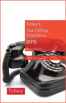 Tax Office Directory 2015 (Spiral bound)
