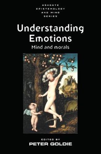 Understanding Emotions: Mind and Morals - Ashgate Epistemology and Mind Series (Paperback)