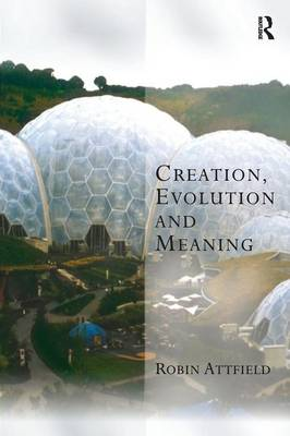 Creation, Evolution and Meaning - Transcending Boundaries in Philosophy and Theology (Paperback)