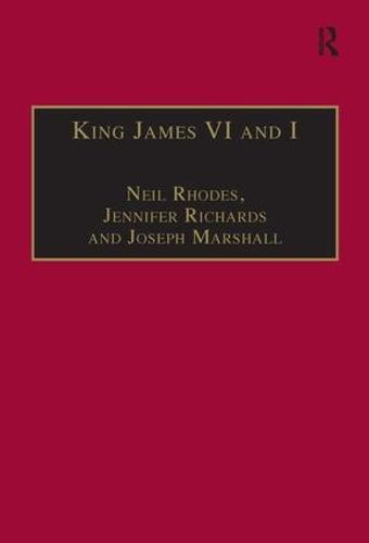 King James VI and I: Selected Writings (Hardback)