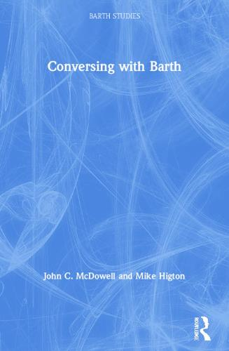 Conversing with Barth - Barth Studies (Paperback)