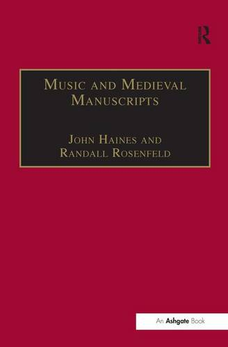Music and Medieval Manuscripts: Paleography and Performance (Hardback)
