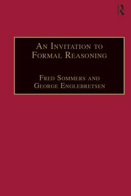 An Invitation to Formal Reasoning: The Logic of Terms (Hardback)