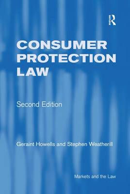 Consumer Protection Law - Markets and the Law (Paperback)