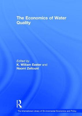 The Economics of Water Quality - The International Library of Environmental Economics and Policy (Hardback)