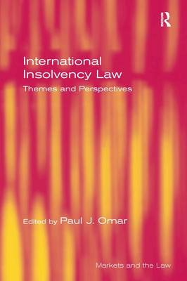 International Insolvency Law: Reforms and Challenges (Hardback)