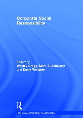 Corporate Social Responsibility - The Library of Corporate Responsibilities (Hardback)