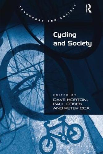 Cycling and Society (Hardback)