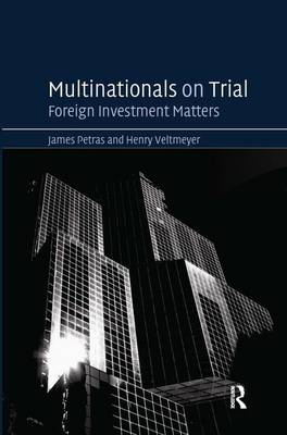 Multinationals on Trial: Foreign Investment Matters (Hardback)