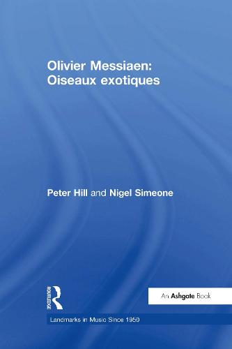 Olivier Messiaen: Oiseaux exotiques - Landmarks in Music Since 1950