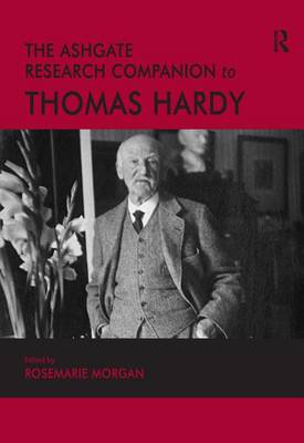 The Ashgate Research Companion to Thomas Hardy (Hardback)