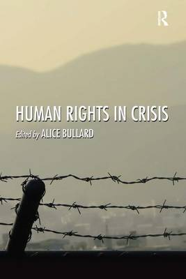 Human Rights in Crisis (Hardback)