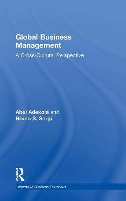 Global Business Management: A Cross-Cultural Perspective - Innovative Business Textbooks (Hardback)