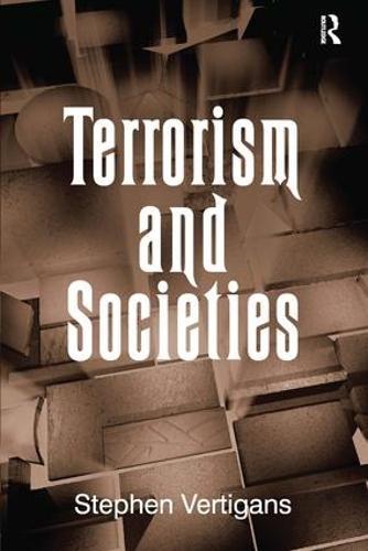 Terrorism and Societies (Hardback)