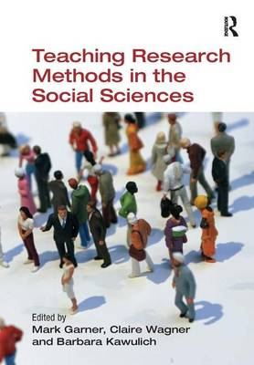 Teaching Research Methods in the Social Sciences (Paperback)