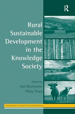 Rural Sustainable Development in the Knowledge Society (Hardback)