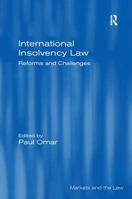 International Insolvency Law: Themes and Perspectives (Hardback)