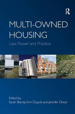 Multi-Owned Housing: Law, Power and Practice (Hardback)