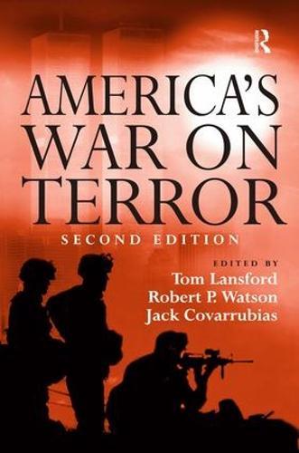 America's War on Terror (Hardback)