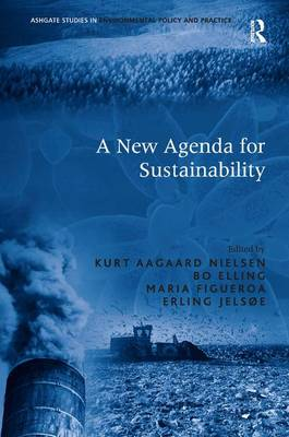 A New Agenda for Sustainability - Routledge Studies in Environmental Policy and Practice (Hardback)