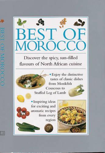 Best of Morocco - Cook's Essentials (Hardback)