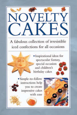 Novelty Cakes - Cook's Essentials (Hardback)
