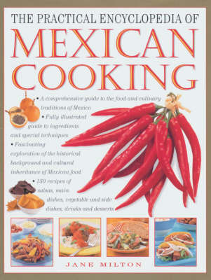 The Practical Encyclopaedia of Mexican Cooking (Hardback)