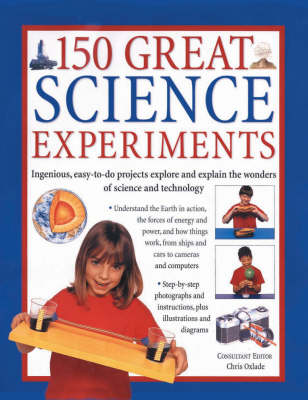 150 Great Science Projects (Hardback)