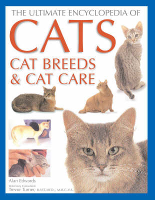 The Ultimate Encyclopedia of Cats: Cat Breeds and Cat Care - The ultimate encyclopedia of (Paperback)