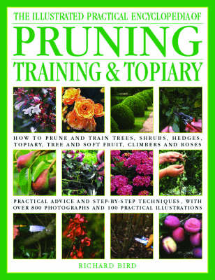 Illustrated Practical Encyclopedia of Pruning, Training and Topiary (Hardback)