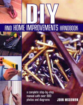DIY and Home Improvements Handbook (Paperback)