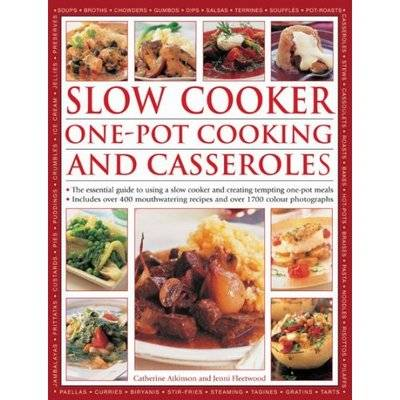 Slow and One Pot Cooking and Casseroles (Hardback)