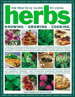 The Practical Guide to Using Herbs: Knowing, Growing, Cooking (Hardback)