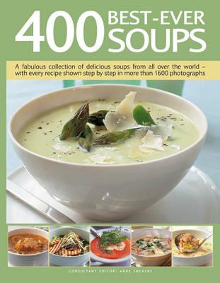 400 Best-ever Soups (Hardback)