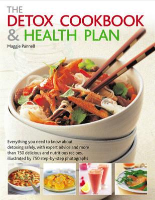 Detox Cookbook and Health Plan (Hardback)