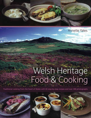 Welsh Heritage Food and Cooking (Hardback)