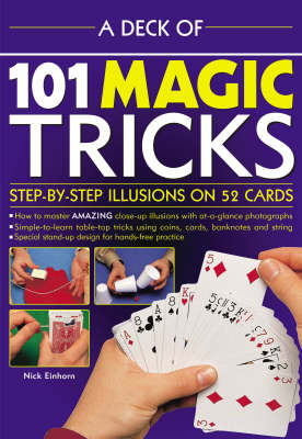 A Deck of 101 Magic Tricks