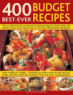 400 Best Ever Budget Recipes (Hardback)