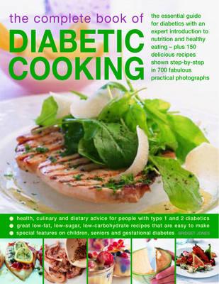 Complete Book of Diabetic Cooking (Hardback)