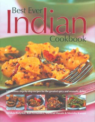 The Best Ever Indian Cookbook (Hardback)