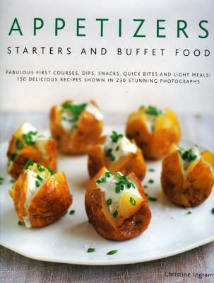 Appetizers, Starters and Buffet Food (Hardback)