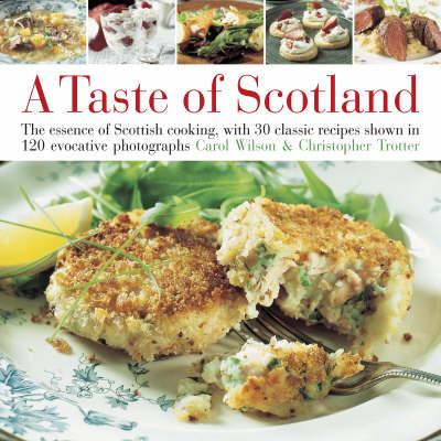 Taste of Scotland (Hardback)