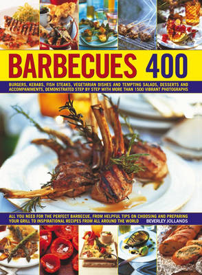 Barbecues 400 (Hardback)