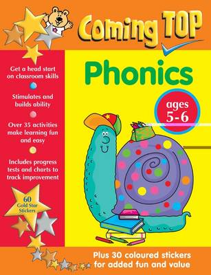 Phonics: Ages 5-6 - Coming Top (Paperback)