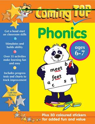 Phonics: Ages 6-7 - Coming Top (Paperback)