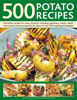 500 Potato Recipes (Hardback)