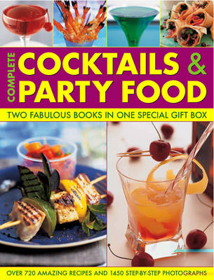 Complete Cocktails and Party Food (Hardback)