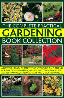 Complete Practical Gardening Book Collection (Paperback)