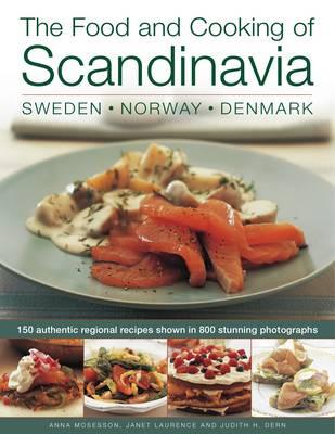 Food and Cooking of Scandinavia (Hardback)